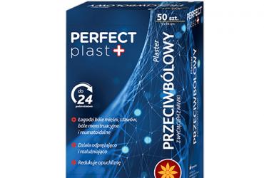 Plaster przeciwbólowy Perfect Plast (50 sztuk)