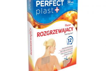 Plaster rozgrzewający Perfect Plast (50 sztuk)